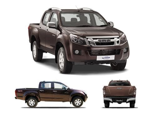 Isuzu Dmax V-Cross