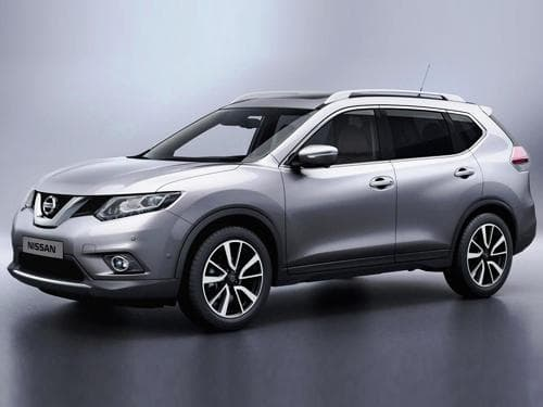 Nissan X-Trail Hybrid SLX AT