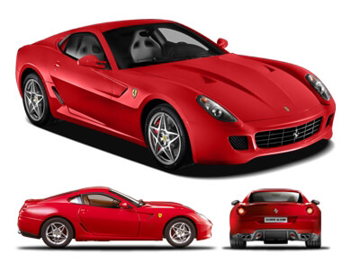 Ferrari 599 GTB Fiorano photo