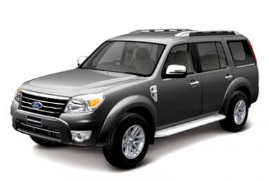 Ford Endeavour-2013