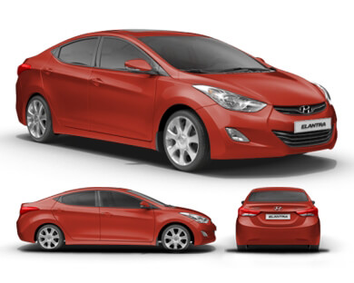 Hyundai Elantra 2010-2015 photo