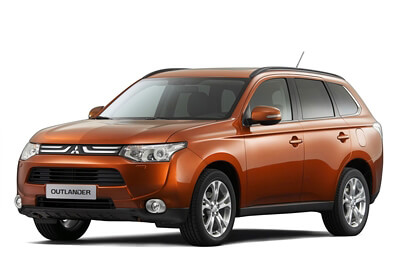 Mitsubishi Outlander photo