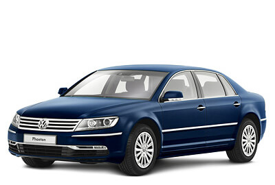 Volkswagen Phaeton photo
