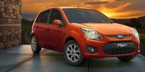 2014 Ford Figo launched in India at Rs 4.03 lakh