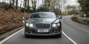 Bentley reveals its fastest car ever, the Continental GT Speed
