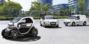 Renault Group becomes number one in low co2 emissions