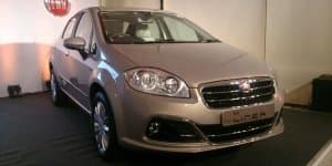 2014 Fiat Linea Facelift launched in India at Rs 6.99 lakh