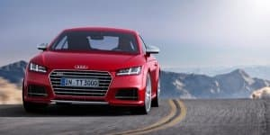 2014 Geneva Motor Show: Audi has revealed next-generation TT Coupe