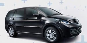 2014 Tata Aria Facelift launched in India at Rs 9.95 lakh