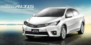Toyota to launch new Corolla Altis on 27th May in India