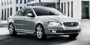 2014 Volvo S80 Facelift to launch in India tomorrow