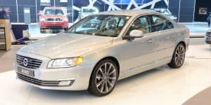 2014 Volvo S80 Facelift launched in India at Rs 41.65 lakh