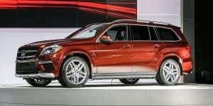 Mercedes Benz GL63 AMG to launch in India on 15th April