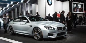 2014 BMW M6 Gran Coupe to launch in India on April 3