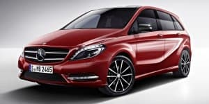 Mercedes-Benz B-Class facelift due for Paris Motor Show