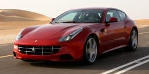 Ferrari's FF Coupe could be reality soon