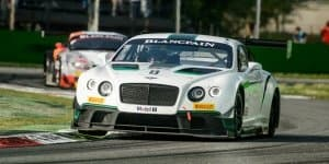 M-Sport Bentley makes strong start at 2014 Blancpain Endurance Series