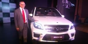Mercedes-Benz GL63 AMG debuts in India at Rs 1.66 Crore