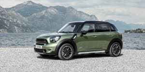 2015 Mini Countryman makes its debut at New York Auto Show
