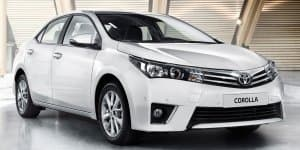 Toyota Corolla retains world's best-selling car title for 2013