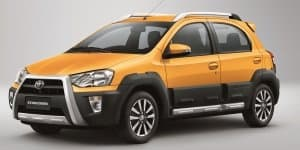Toyota Etios Cross to launch on May 9th!