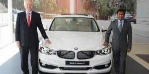 BMW India inaugurates new dealership in Udaipur