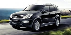 Mahindra Ssangyong Rexton RX6 launched in India at Rs 19.96 lakh