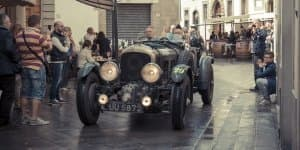 Bentley Blowers on road again!