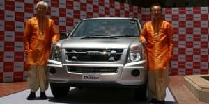 Isuzu D-Max pick-up range launched in India at Rs 5.99 lakh