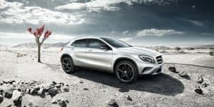 Bookings for the Mercedes Benz GLA-Class are now open