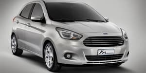 New Ford Figo sedan coming later this year