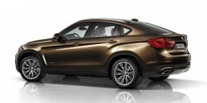 2015 BMW X6 Individual revealed online