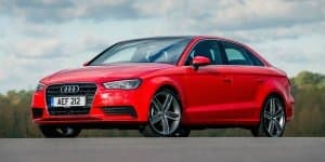 Audi's baby A3 arrives August 7th