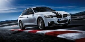 BMW 1-Series M Performance Limited Edition launched in India