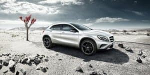Mercedes Benz GLA-Class to launch in October