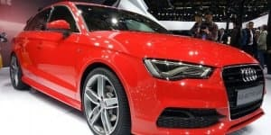 Official bookings for Audi A3 to begin on August 1