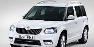 2014 Skoda Yeti to launch in India on 10th September
