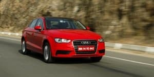 New Audi A3 to arrive tomorrow