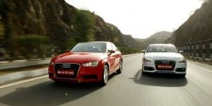 Most affordable Audi starts at Rs 22.95 lakh