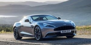 Aston Martin discloses MY 15 details