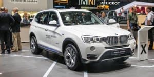 2015 BMW X3 Facelift to launch in India on August 28