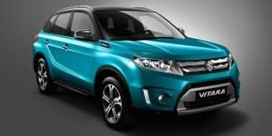 Suzuki shows off new Vitara