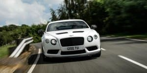 Bentley launches the Continental GT-3R