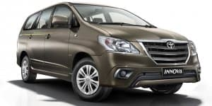 Toyota launches Special Edition Innova