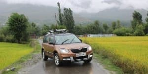 Skoda Yeti 2014 facelift launched at 18.63 lakh