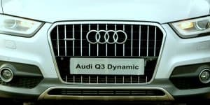 Audi Q3 'Dynamic' launched at Rs. 38.4 lakh