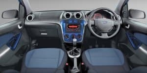 Ford Figo launched with new interior trim at Rs 3.87 Lakhs