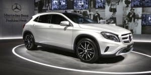 Mercedes GLA to launch on 30th September