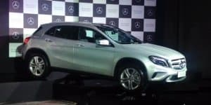 Merc GLA launched at Rs 32.75 lakh