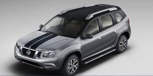 Nissan launches Anniversary edition Terrano at Rs 12.83 lakh